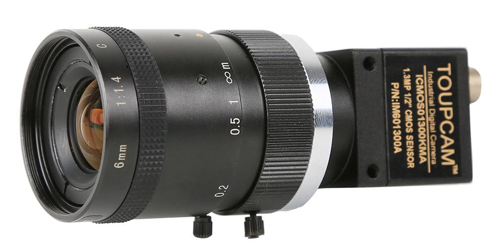 ICMOS+Lens